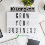 10 langkah mengubah ide menjadi bisnis