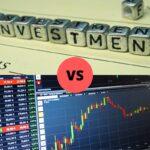 investasi vs trading