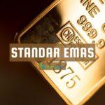 standar emas