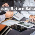 Hitung Return Saham
