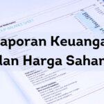 hubungan laporan keuangan dan harga saham