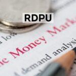 RDPU - Reksa dana pasar uang