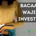 Bacaan Wajib Investor