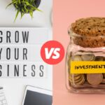 bisnis vs investasi