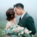 pasangan muda baru menikah